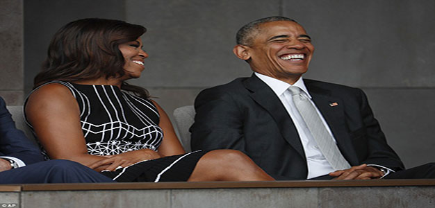 Obama Has the Same Retirement Plan as the Clintons: Lavish Speaking Fees from Wall Street…