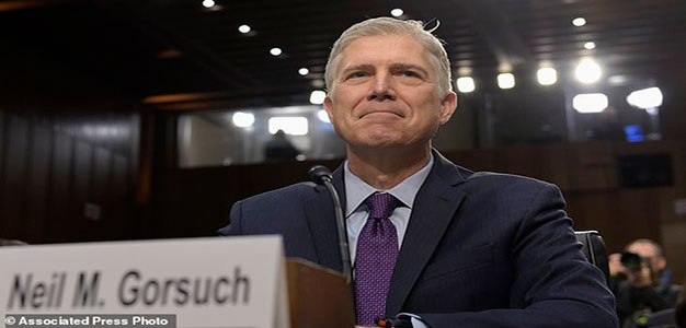 "Chuck Schumer Brings ""Muh Russian"" Conspiracy Strategy To Gorsuch Nomination Process…"
