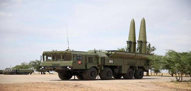 Russia_S-400 Surface to Air Missile Iskander System