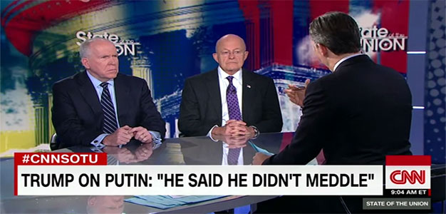 Brennan and Clapper: Elder Statesmen or Serial Fabricators? by Mike Whitney…