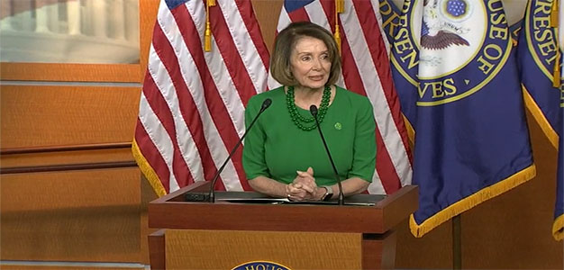 Pelosi Says No to Support for Border Wall Funding in Exchange for DACA Solution (VIDEO)…
