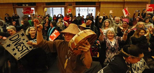 Seattle Just Divested Billions from Wells Fargo over Dakota Access Pipeline…