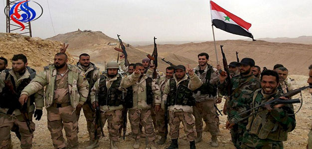 Syria – Ready to Start the Daraa Campaign…