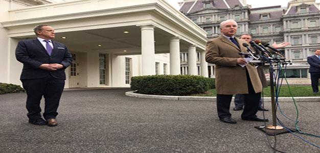 Tom Price_Sean Spicer_White House