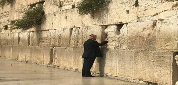 Trump Admin Declares Jerusalem Part of Israel in Major Policy Shift…