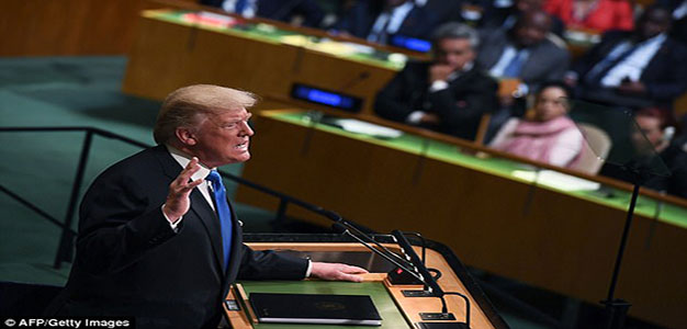 WATCH: President Trump Addresses the United Nations…