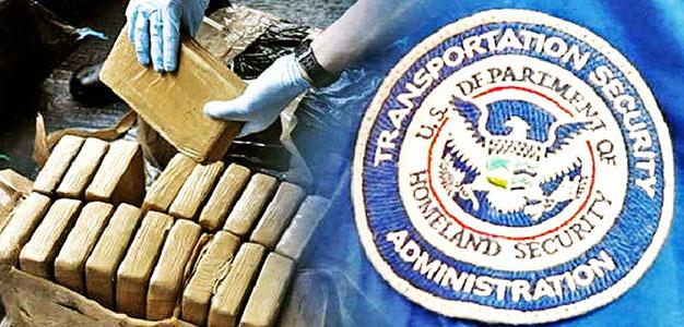 TSA_Cocaine Bust