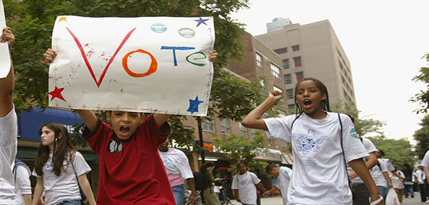 Let 16-Year-Olds Vote, Says House Democrat…Yep, You Read That Right…