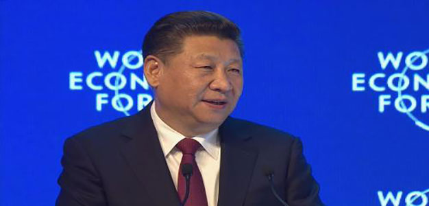 Xi Jinping_Davos_2017